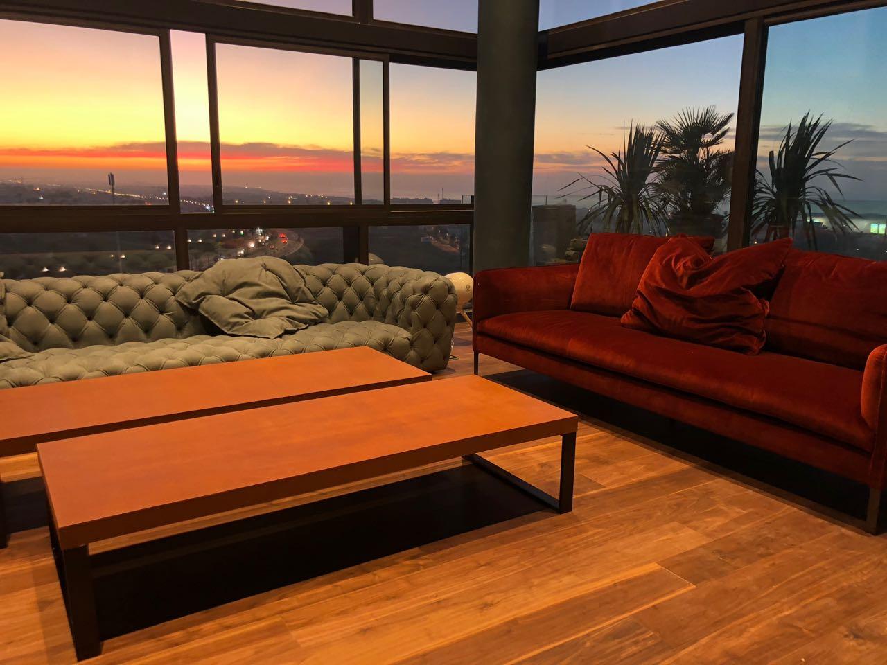villa architecture intérieur Duplex D