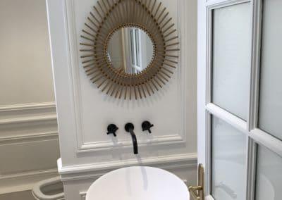 pergolese - salle de bain