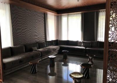 Villa A - salon marocain